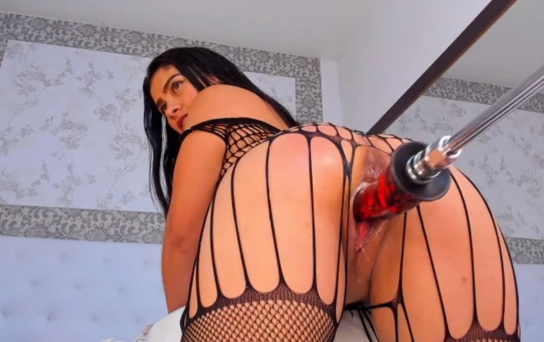 Leylla en haar seksmachine